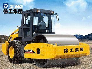 καινούριο οδοστρωτήρας γαιών XCMG XS182