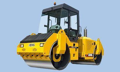 καινούριο οδοστρωτήρας XCMG XD111