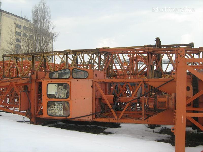 οικοδομικός γερανός (πυργογερανός) LIEBHERR 90.1 HC