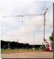 οικοδομικός γερανός (πυργογερανός) PEKAZETT 4010