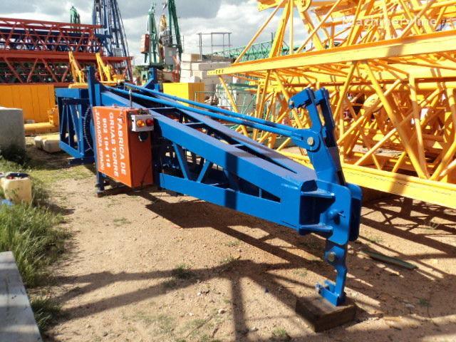 οικοδομικός γερανός (πυργογερανός) POTAIN metalbo m 5010 opcion base y cabina