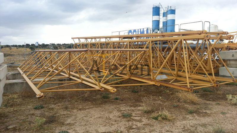 οικοδομικός γερανός (πυργογερανός) POTAIN soima SGT 85 opcion base
