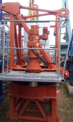 οικοδομικός γερανός (πυργογερανός) SAEZ 50 TL  4 tn opcion base y cabina