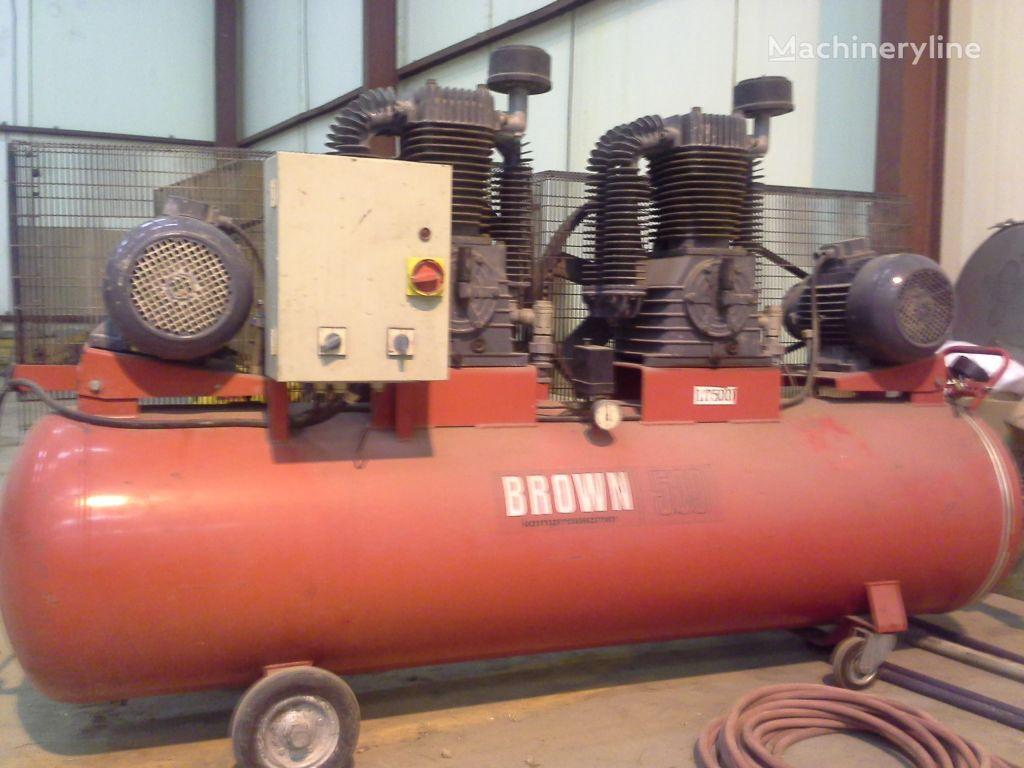 συμπιεστής Diversen BROWN LT 500