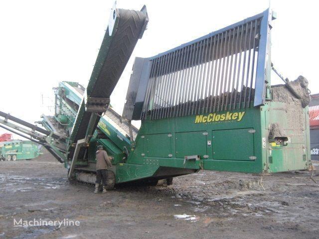 θραυστήρας McCLOSKEY S130 - 3 deck