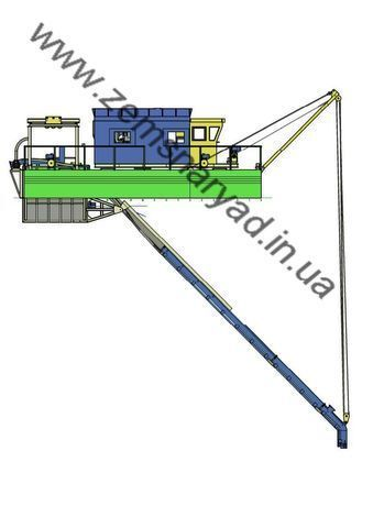 καινούριο βυθοκόρος NSS Zemsnaryad 800/40-K-GR