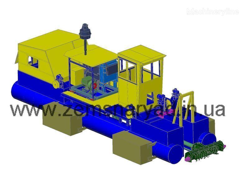 καινούριο βυθοκόρος NSS Zemsnaryad NSS 240/30-F