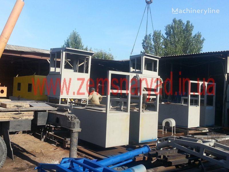 καινούριο βυθοκόρος NSS Zemsnaryad NSS 250/40-GR