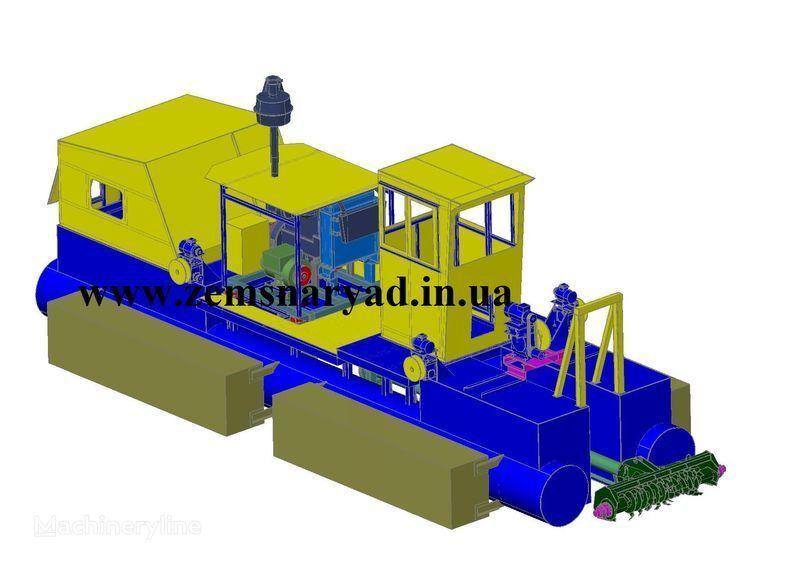 καινούριο βυθοκόρος NSS Zemsnaryad NSS 300/30-F