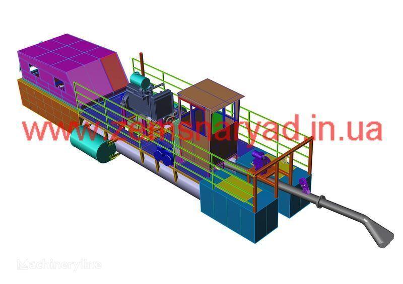 καινούριο βυθοκόρος NSS Zemsnaryad NSS 400/20-GR