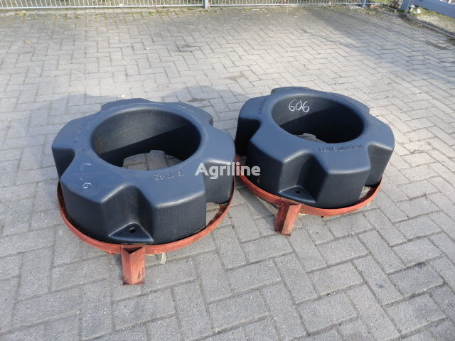 καινούριο αντίβαρο CASE IH Hinterradgewichte CNH 454 kg