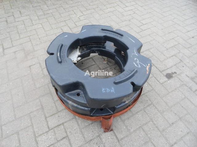 καινούριο αντίβαρο Hinterradgewichte CNH 227 kg