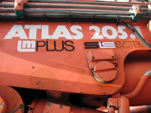 γερανοφόρο φορτηγό ATLAS-205.1 (Geramaniya)