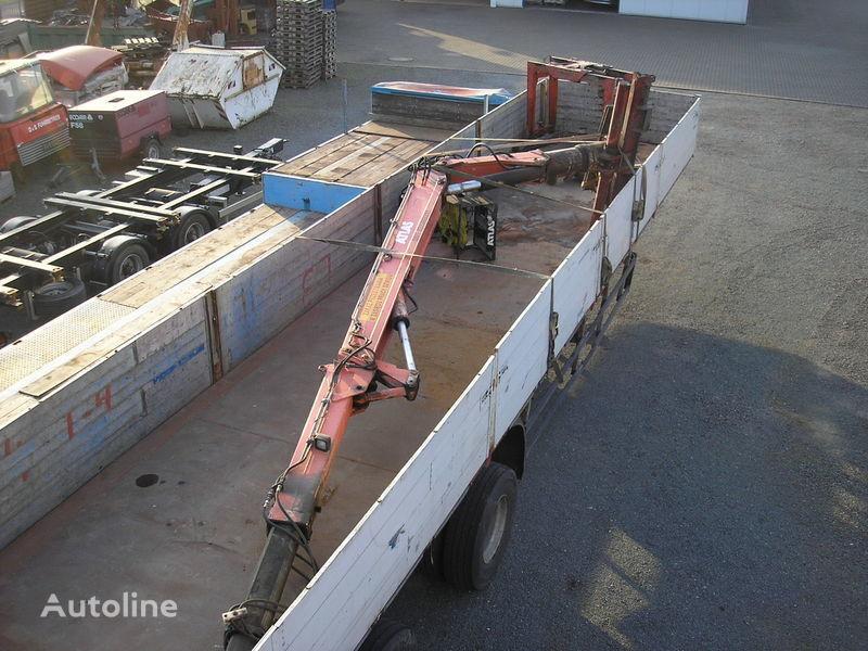 γερανοφόρο φορτηγό ATLAS 3500 C