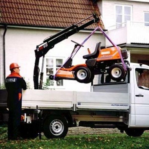 καινούριο γερανοφόρο φορτηγό HIAB 013 T