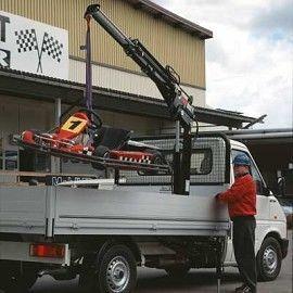 καινούριο γερανοφόρο φορτηγό HIAB 022 T