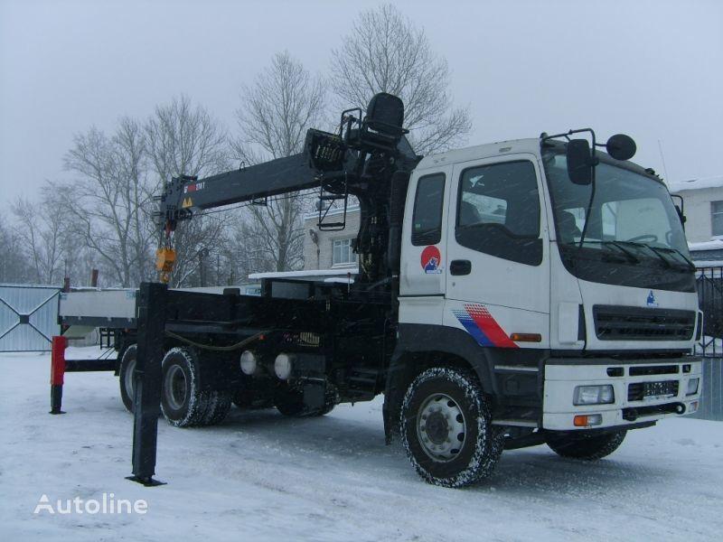 καινούριο γερανοφόρο φορτηγό HIAB 270 T
