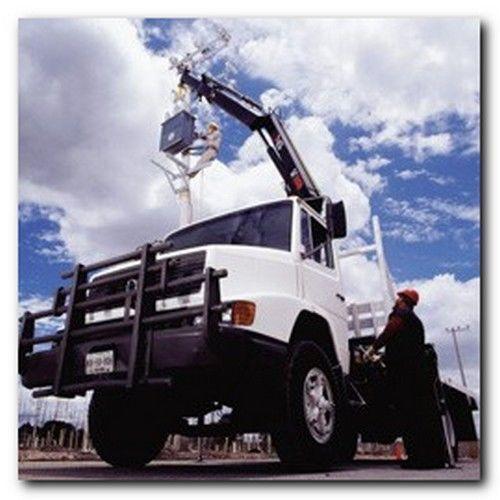 καινούριο γερανοφόρο φορτηγό HIAB XS 144