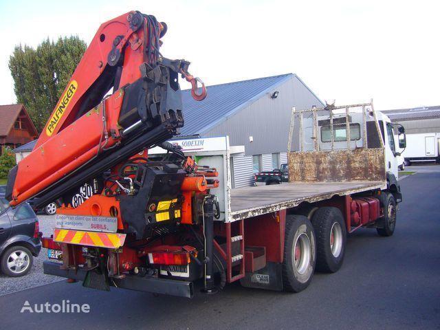 γερανοφόρο φορτηγό PALFINGER PK - 19000
