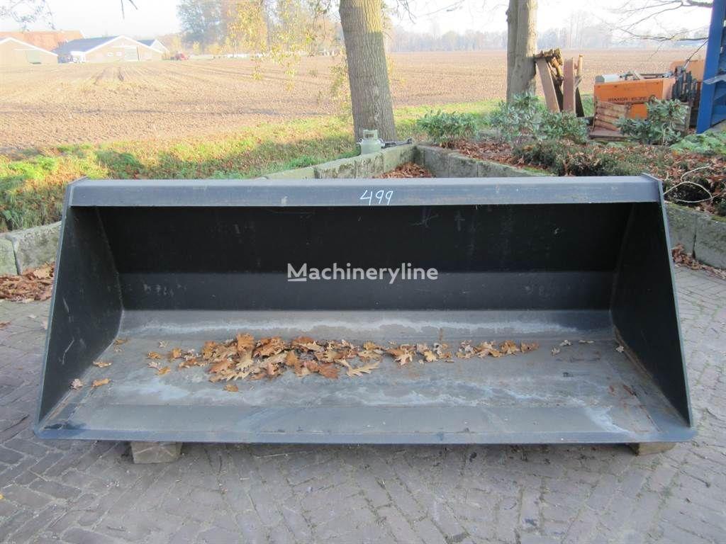 καινούριο μετωπικός κάδος φόρτωσης Onbekend Dichte bak nieuw 2,20 mtr