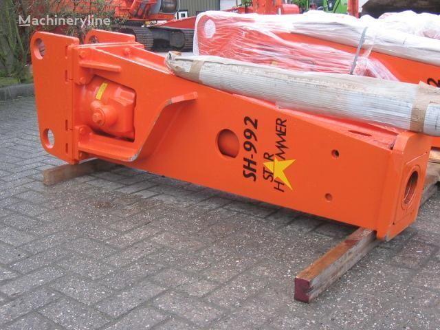 καινούριο υδραυλικό σφυρί STAR Hammer SH 992