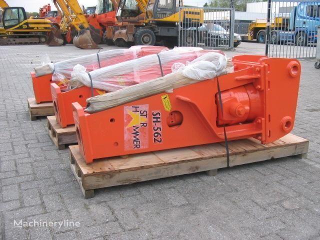 καινούριο υδραυλικό σφυρί STAR Hammer SH562