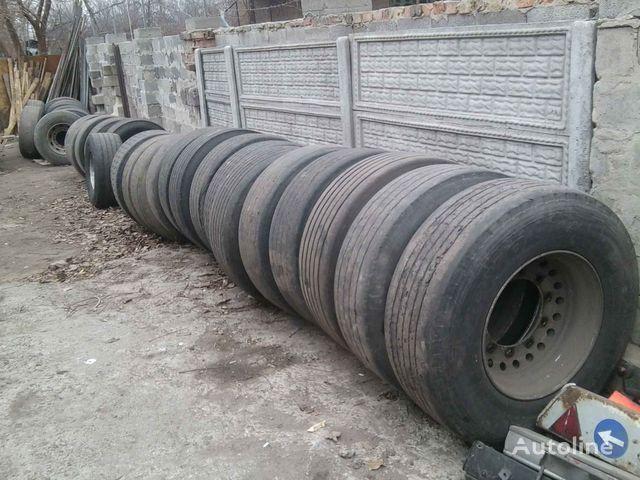 ελαστικό φορτηγού Michelin Bridgestone, Dunlop, Sava  385/65 R 22.50