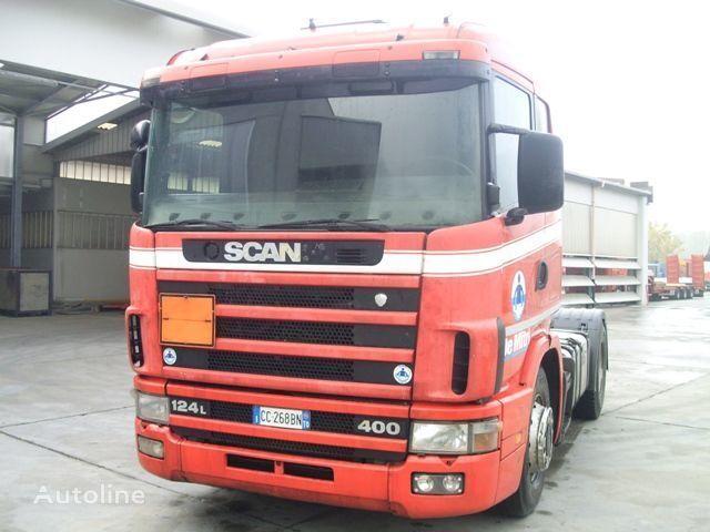 ελκυστήρας SCANIA 124.400