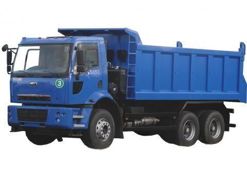ανατρεπόμενο φορτηγό FORD CARGO 3530 D