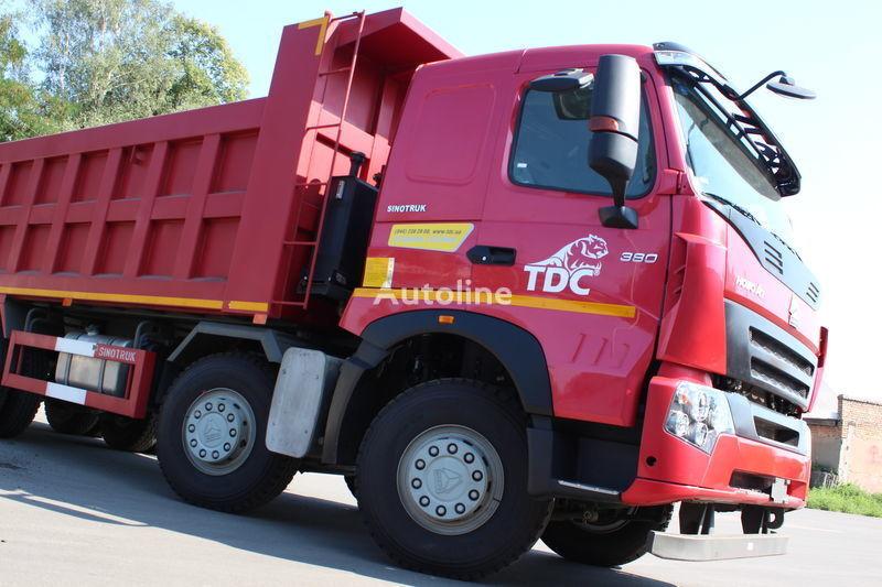 καινούριο ανατρεπόμενο φορτηγό HOWO A7