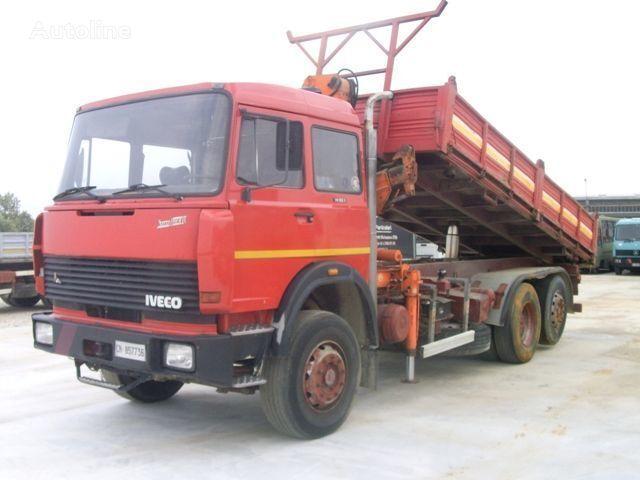 ανατρεπόμενο φορτηγό IVECO 190.35