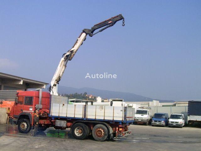 ανατρεπόμενο φορτηγό IVECO 190.42