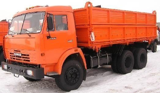 καινούριο ανατρεπόμενο φορτηγό KAMAZ 45143