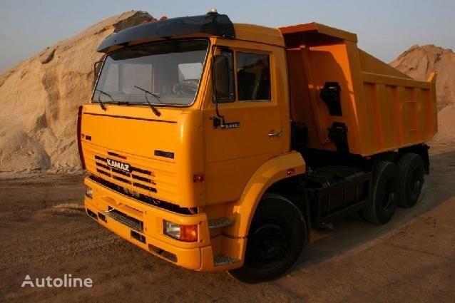 καινούριο ανατρεπόμενο φορτηγό KAMAZ 65115