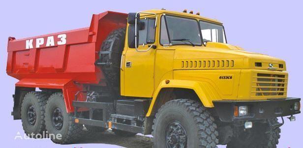 καινούριο ανατρεπόμενο φορτηγό KRAZ 6133C6