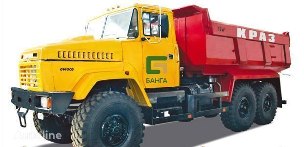 καινούριο ανατρεπόμενο φορτηγό KRAZ 6140C6