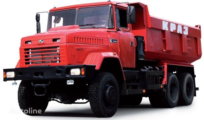 καινούριο ανατρεπόμενο φορτηγό KRAZ 65032
