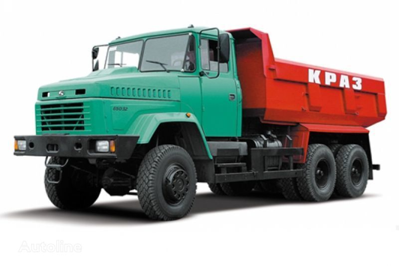 ανατρεπόμενο φορτηγό KRAZ 65032 tip 1