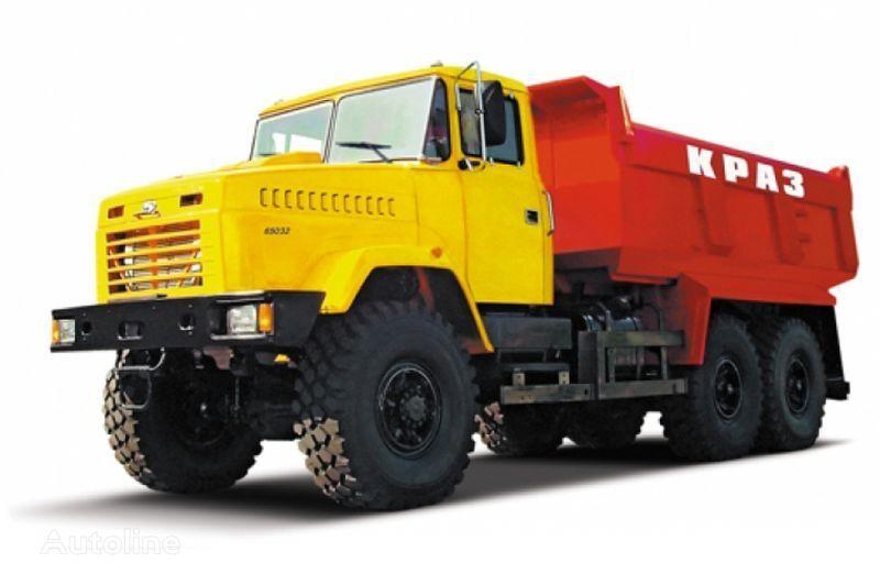 ανατρεπόμενο φορτηγό KRAZ 65032 tip 4