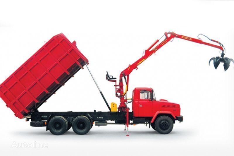 ανατρεπόμενο φορτηγό KRAZ 65053 lomovoz