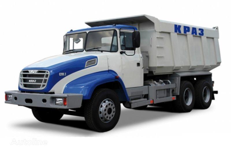 ανατρεπόμενο φορτηγό KRAZ S18.1