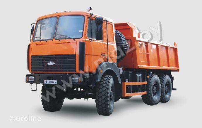 ανατρεπόμενο φορτηγό MAZ 6517 Polnoprivodnyy