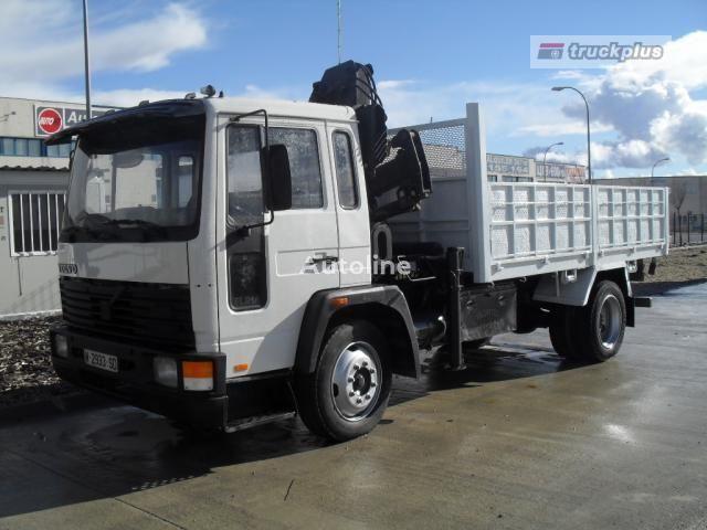 ανατρεπόμενο φορτηγό VOLVO FL 614 180