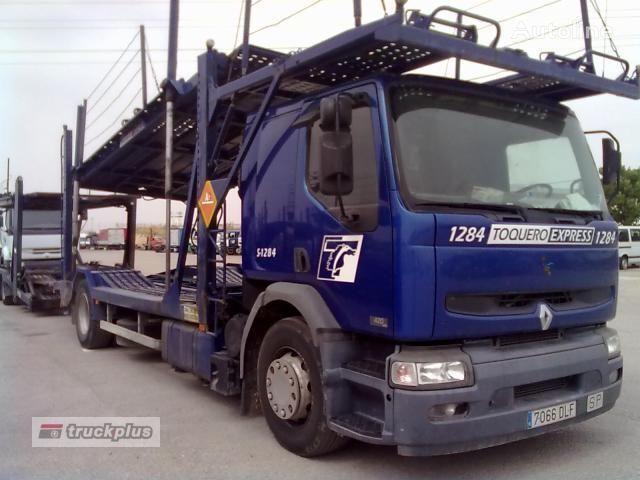 φορτηγό αυτοκινητάμαξα RENAULT PREMIUM 420