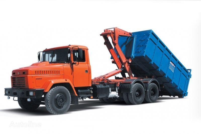 φορτηγό φορτωτής με γάντζο KRAZ 65053 MPR-1