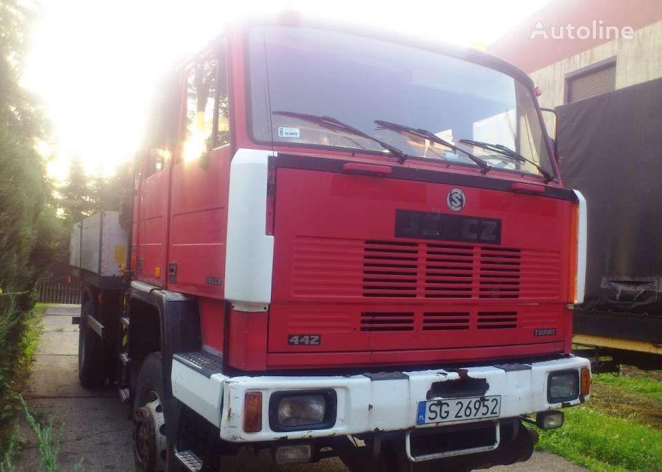 φορτηγό καρότσα JELCZ 442