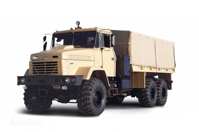 φορτηγό καρότσα KRAZ 6322