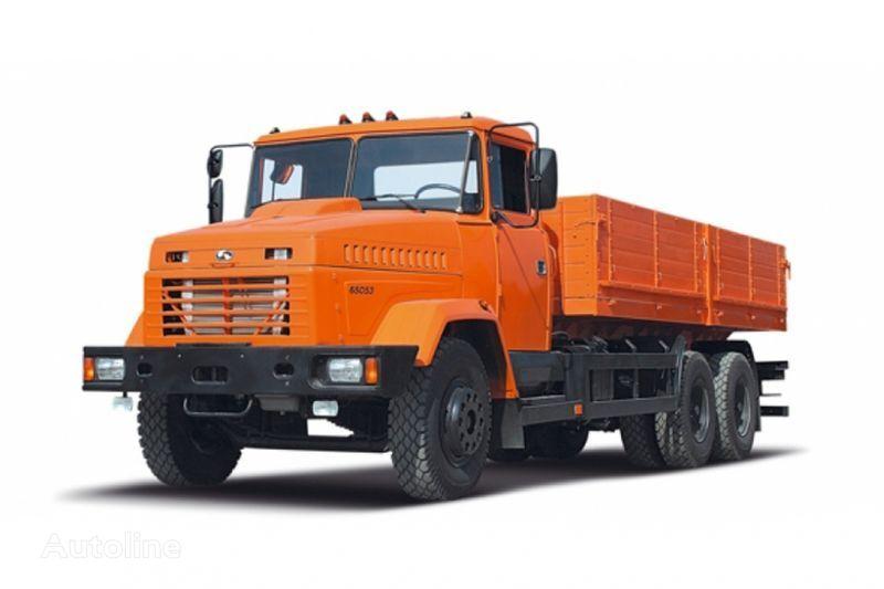 φορτηγό καρότσα KRAZ 65053