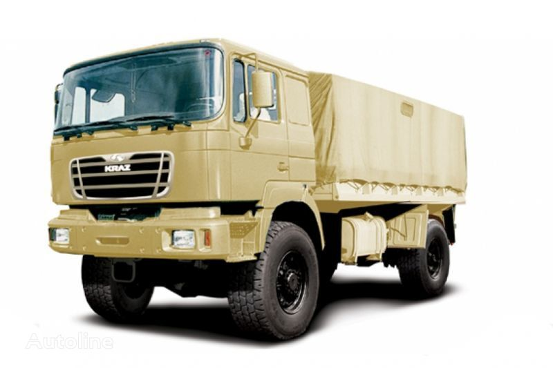 φορτηγό καρότσα KRAZ V6.2MEH