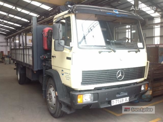 φορτηγό καρότσα MERCEDES-BENZ 1320 CYTILINER